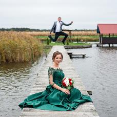 Wedding photographer Oleg Levchenko (lev4enko). Photo of 14.10.2017