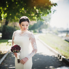 Wedding photographer Batik Tabuev (batraz76). Photo of 15.01.2018