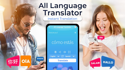 Free Language Translator App screenshot 1