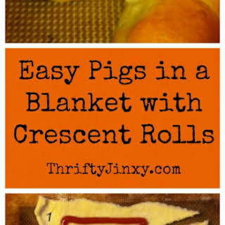 Pigs In A Blanket Crescent Rolls Recipes.