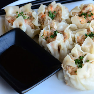 Pork and Shrimp Shumai (Siu Mai)