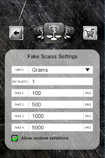 3 Grams - Real & Prank Scales- screenshot thumbnail