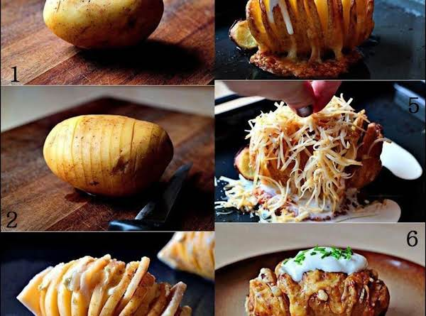Loaded Potatoes Recipe