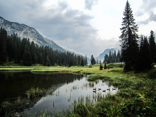 Lago di Misurina di ytse_jam