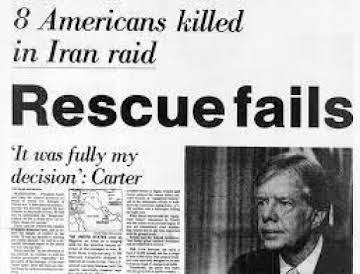 Image result for an aborted mission to free american hostages in iran ends is disaster