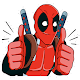 ☆ New Super Heroes Stickers (WAStickerApps) Apk