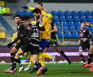 """Miguel Vieira debuteert bij Waasland-Beveren in verdediging en krijgt meteen 5 doelpunten om de oren: """"Dit zal bijblijven"""""""