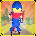 Ninja Run: Subway Surfers Rush icon