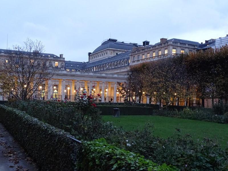 Париж в ноябре (2018)