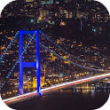 Night Istanbul City wallpapers icon