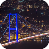 Night Istanbul City wallpapers