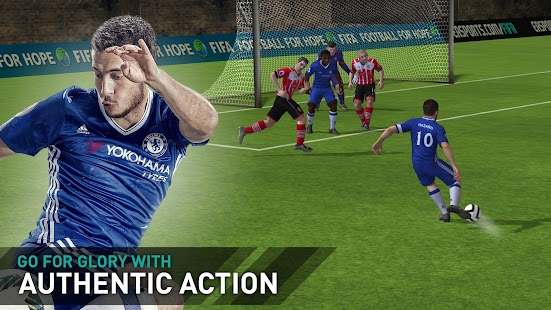 play FIFA Mobile Soccer on pc & mac