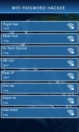 WiFi Password Hacker(Prank) 1.10 screenshots 8