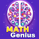 Math Genius - Math Riddles & IQ Puzzle Brain Game icon