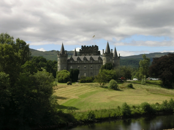 Inveraray Castle, Scotland di hyppo3