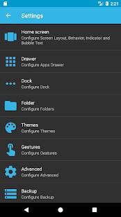 Turbo Launcher® 2018🚀 Screenshot