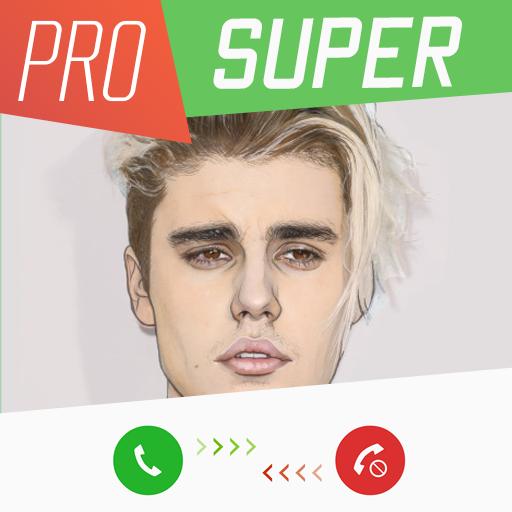 Fake Call Justin Bieber