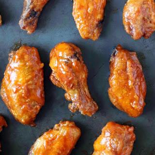 Low FODMAP Buffalo Chicken Wings.