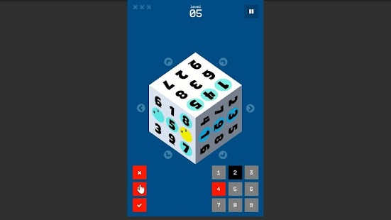 SudoCube - 3D Sudoku - náhled