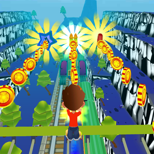 Train Surf Rush Runner : 20  file APK for Gaming PC/PS3/PS4 Smart TV
