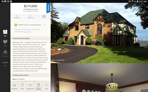 West Michigan MLS Home Search- screenshot thumbnail