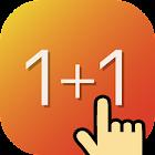 Toque os números (Cálculo, Treinar o Cérebro) icon