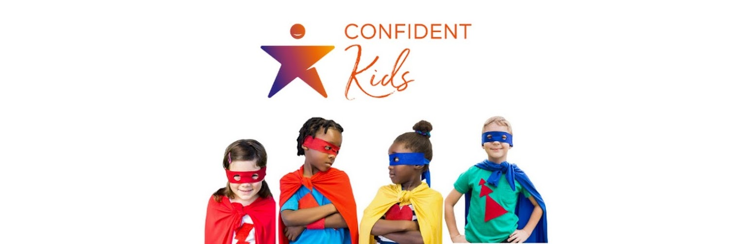 6 weeks Confident Kids Classes