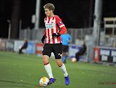 Waasland-Beveren attire Matthias Verreth (PSV)