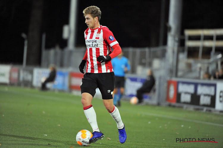Officiel : Waasland-Beveren attire un jeune Belge du PSV