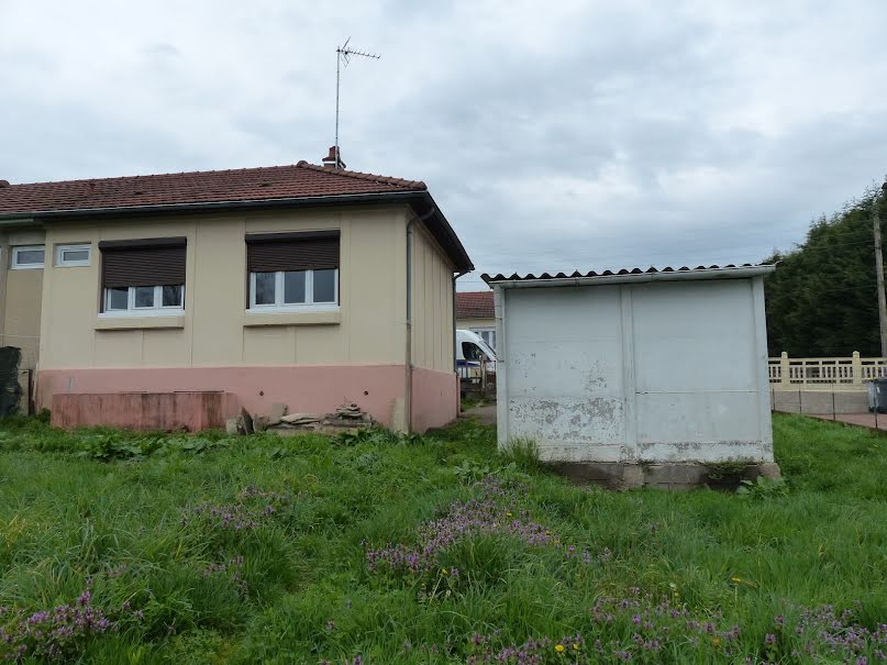 Vente maison 3 pièces 39 m² à Ciry-le-Noble (71420), 55 000 €
