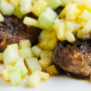 Blackened Chicken with Pineapple Salsa Recipe