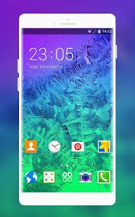 Theme for Samsung Galaxy Alpha HD - náhled
