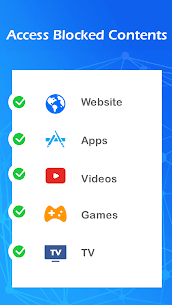Free VPN Master – Fast secure proxy VPN Mod 2.1.6 Apk [VIP Features Unlocked] 2