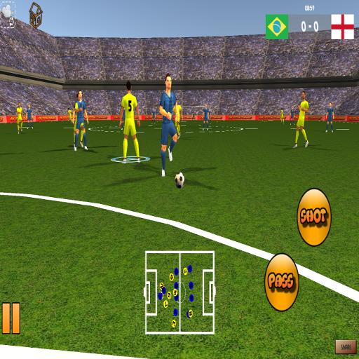Baixar Copo de futebol do mundo real para Android