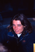 Photo: Monica, Bus Driver and Guide for the Flying Kiwi