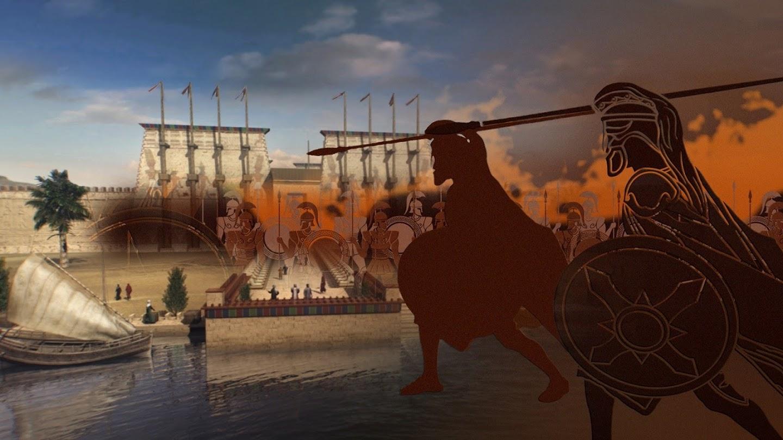 Watch Bronze Age live