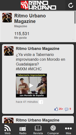 Ritmo Urbano- screenshot
