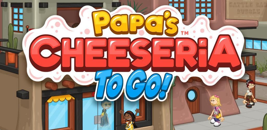 Apk go papas to Download Papa's