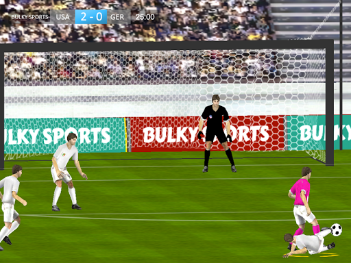 Play Soccer Game 2018 : Star Challenges  screenshots 8