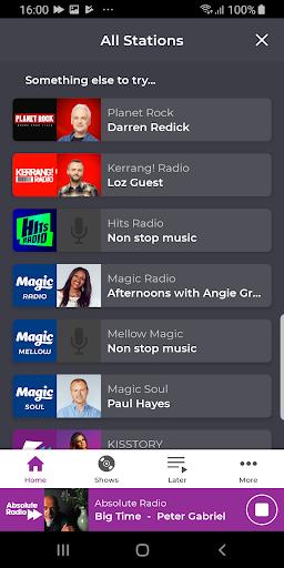 Absolute Radio screenshot 7