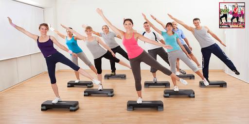900+ Aerobics Dance Exercise screenshot 1