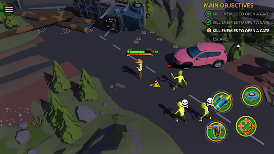 Zombie Blast Crew 8