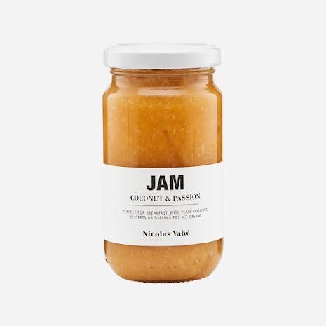 Jam Coconut & Passion