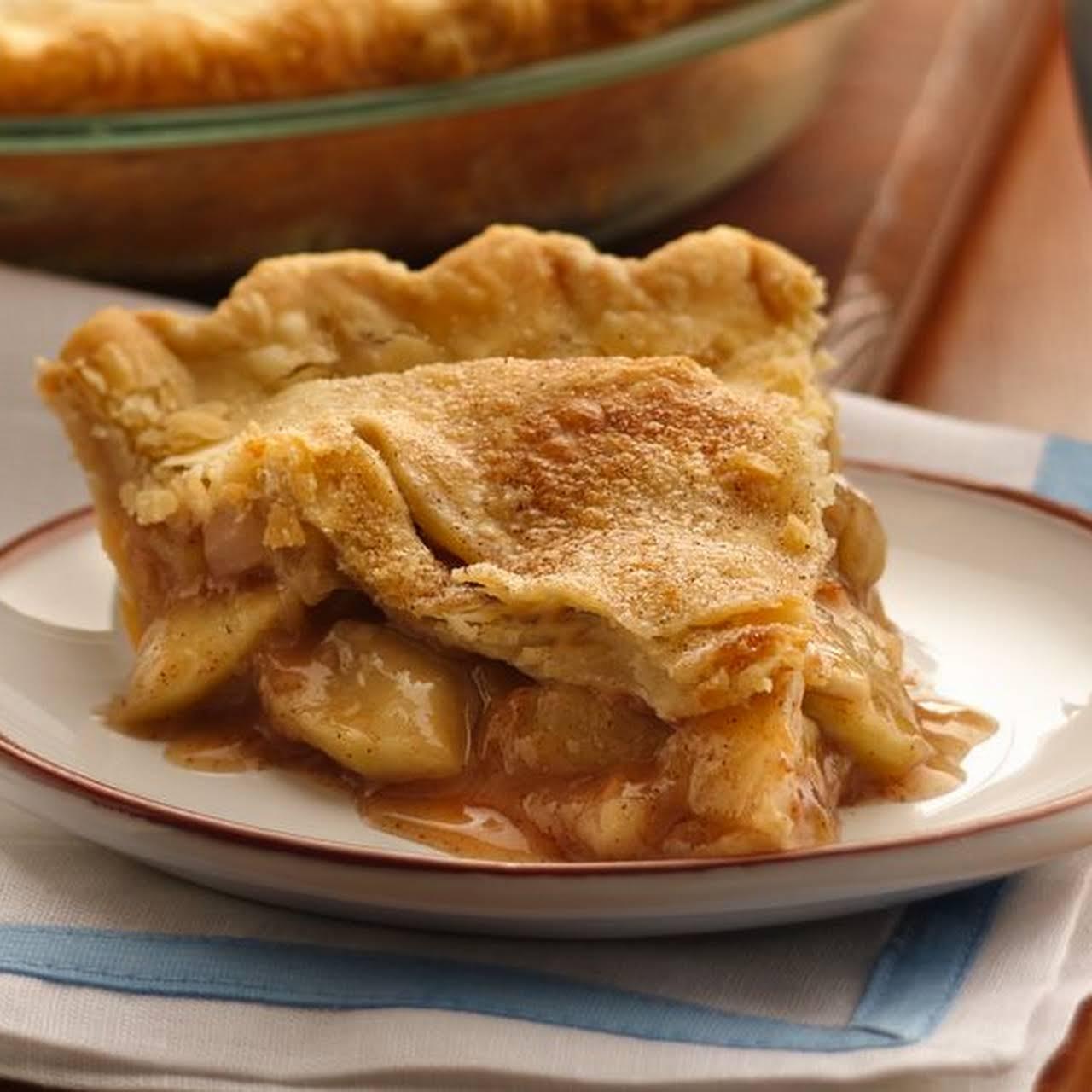 final Apple Pie
