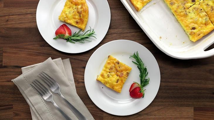 Hash Brown Egg Casserole Recipe