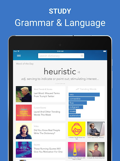 Dictionary.com screenshot 15
