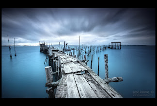 """Photo: """"Existential Divide"""" 