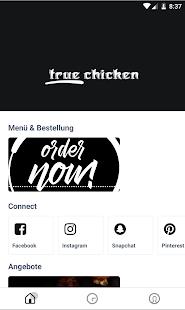 true chicken - náhled