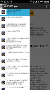 Download Soldado da Policia Militar SE Grátis For PC Windows and Mac apk screenshot 3