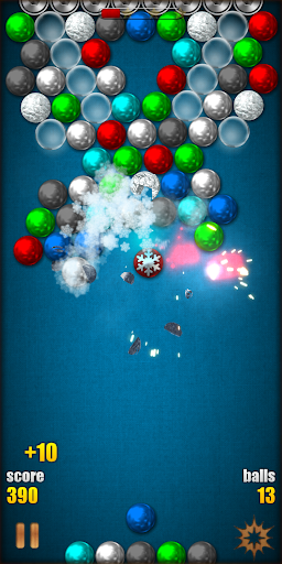 Magnetic Balls HD Free: Match 3 Physics Puzzle 2.2.0.9 screenshots 5